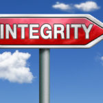 integrity authentic and honest and reliable guidance integrity b